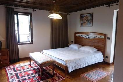 Hotel Mangalem Berat