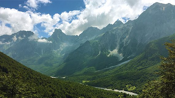 Valbona Vallley