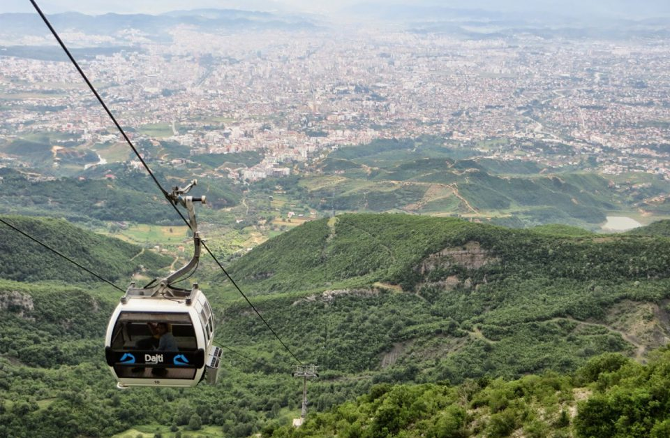 Hiking in Tirana Dajti Mountain (Self-Guided)