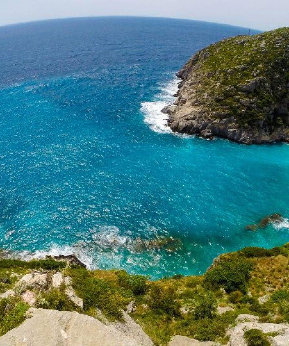 Sailing Albania & Greece