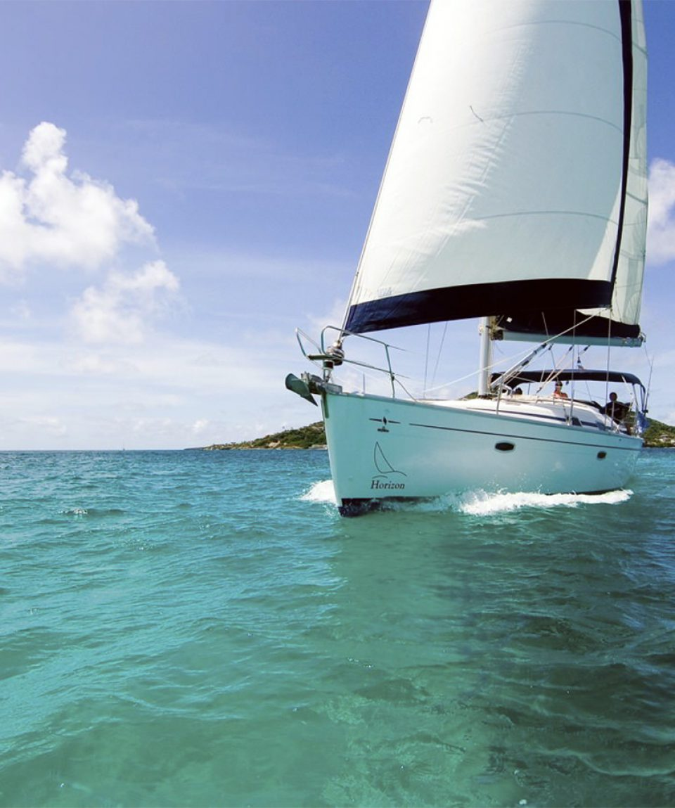 Sailing South Albania